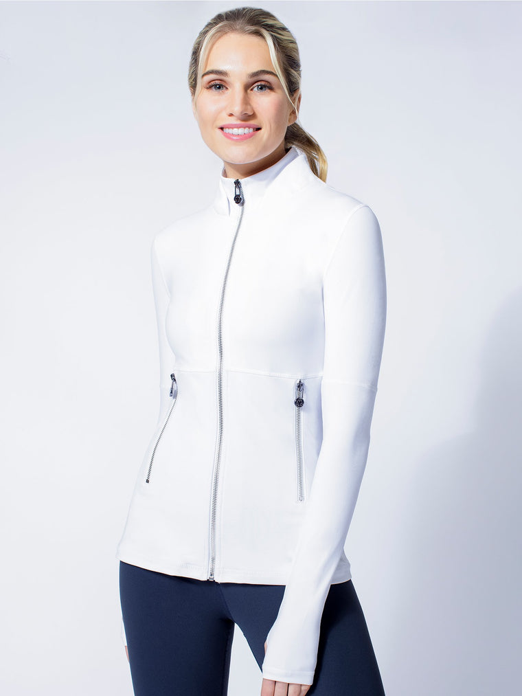 FIT JACKET 3.0, WHITE