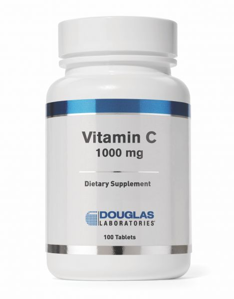 Vitamin C 1000mg 100 Count - GarciaWeightLoss