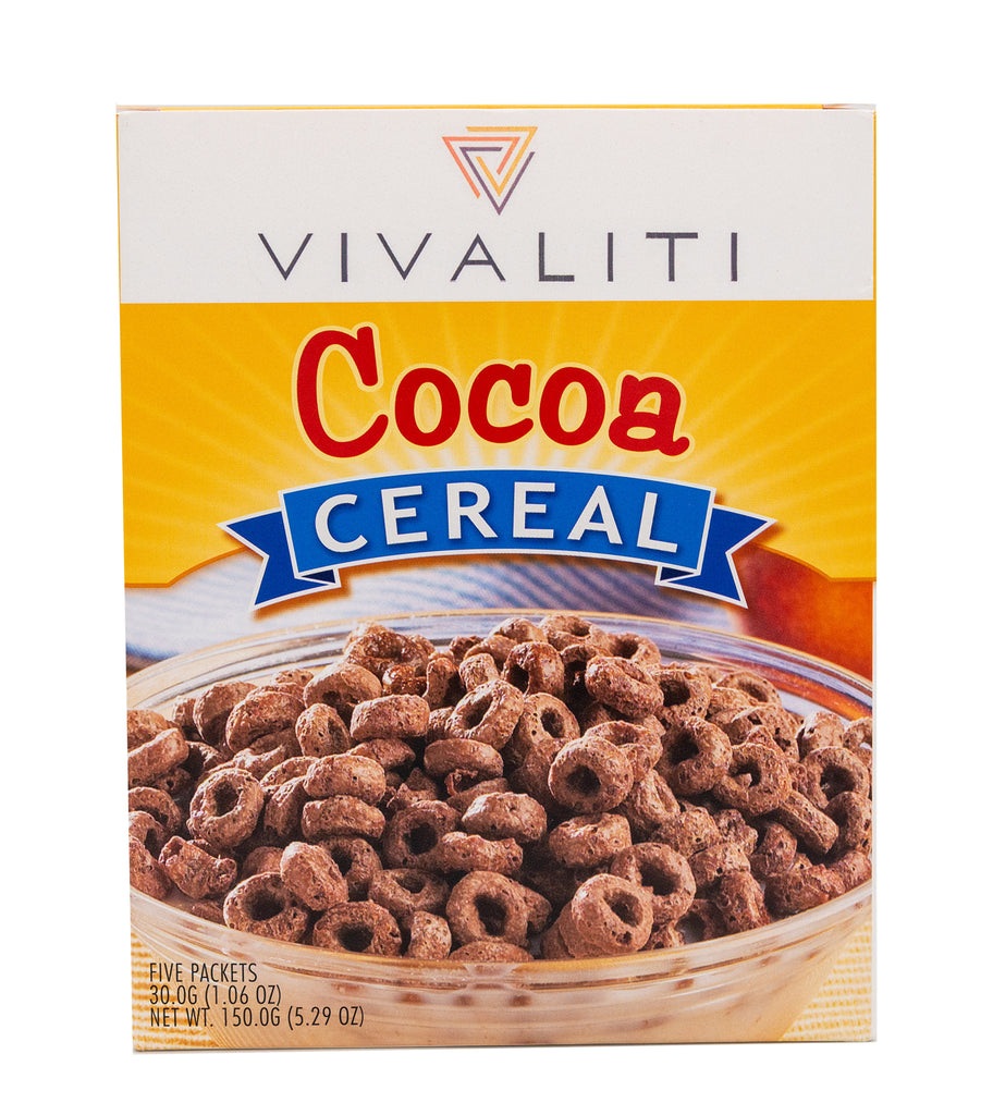 Hunger Control Cereal - Cocoa O's - GarciaWeightLoss