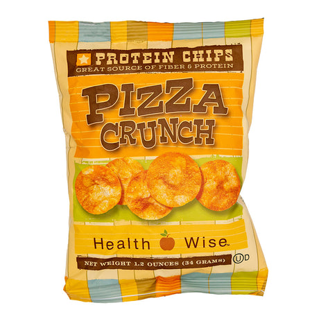 Hunger Control-Pizza Protein Chips - GarciaWeightLoss
