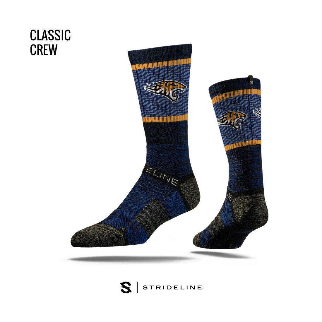 Burlington-Edison High School Apparel | Socks | Premium