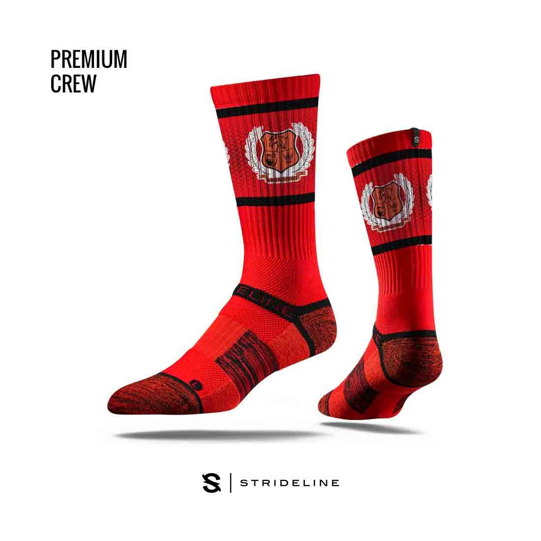 Bridgeport High School Apparel | Socks | Premium