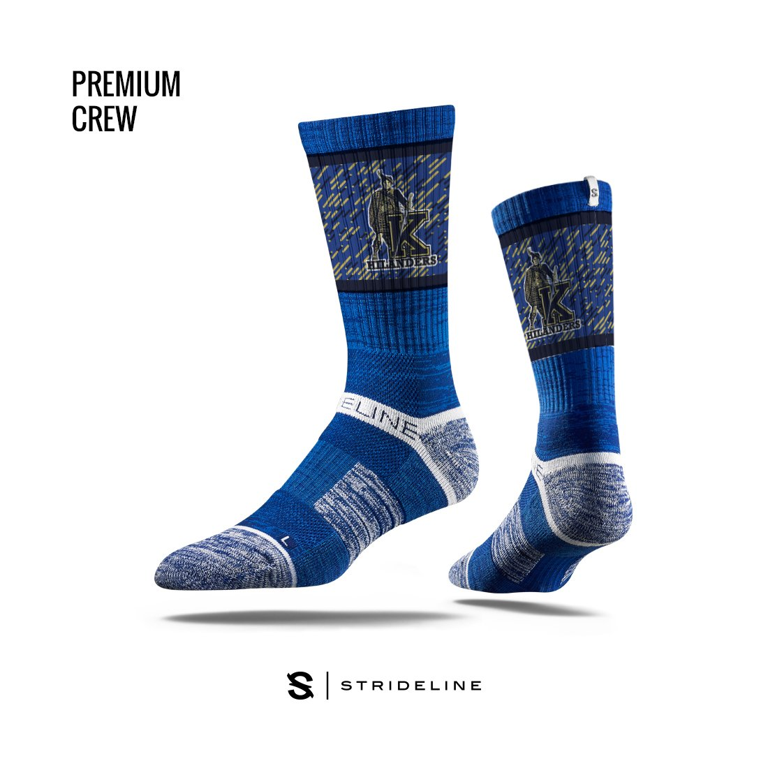 Kelso High School Apparel | Socks | Premium
