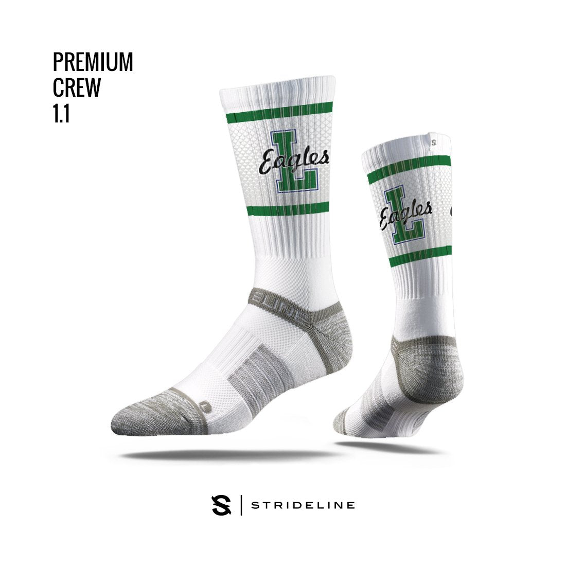 Lakeside High School Apparel | Socks | Premium