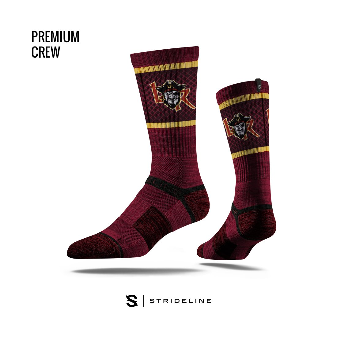 Lake Roosevelt High School Apparel | Socks | Premium