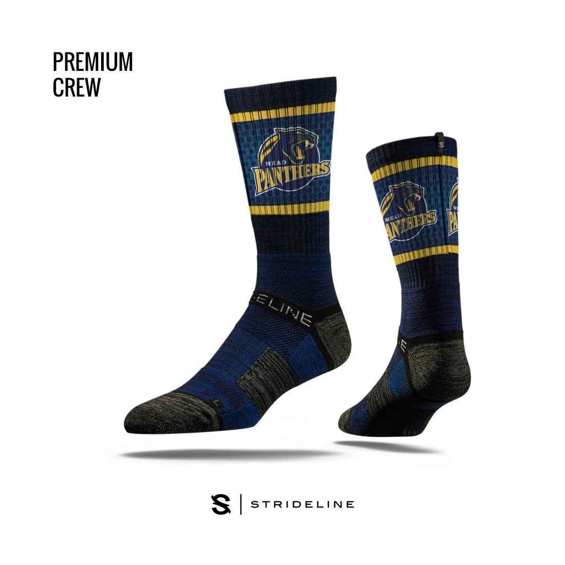 Mead Senior High School Apparel | Socks | Premium