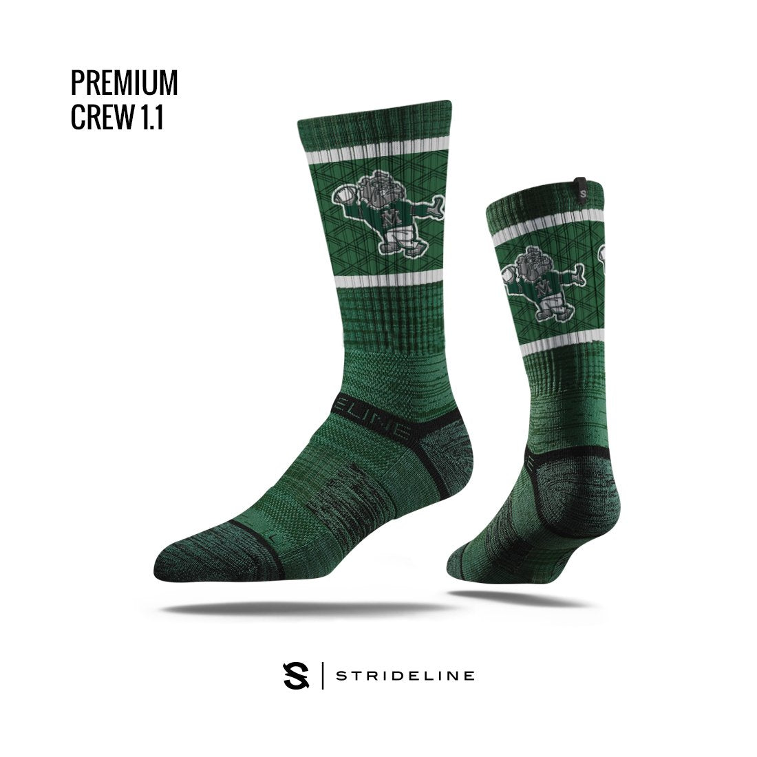 Mount Vernon High School Apparel | Socks | Premium