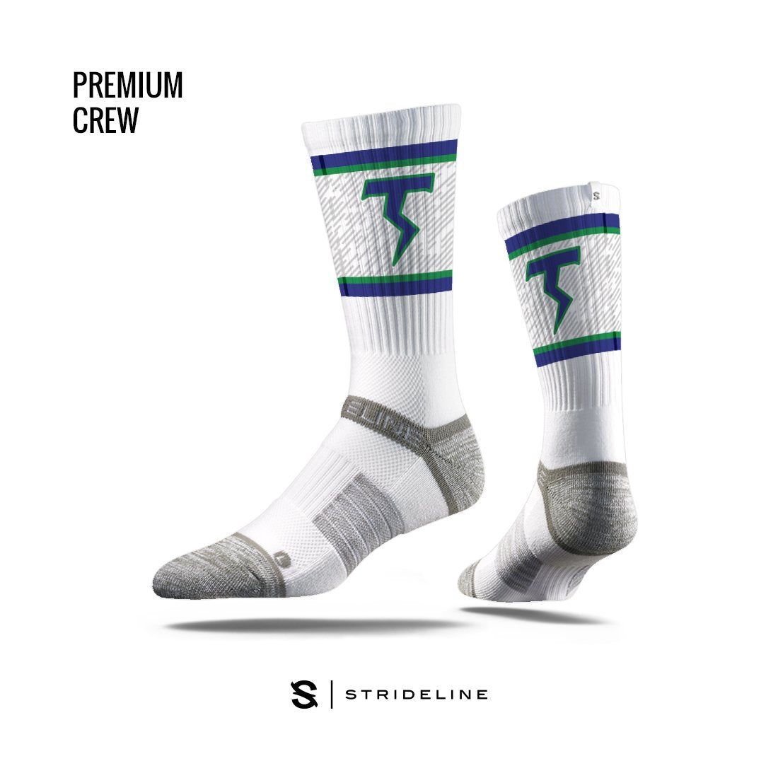 Mountain View High School Apparel | Socks | Premium