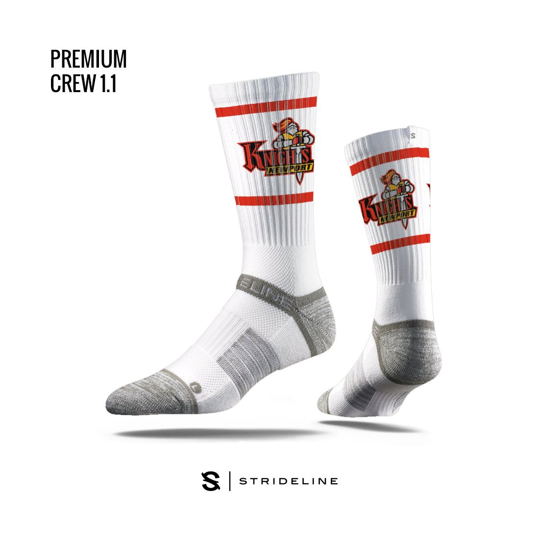 Newport High School Apparel | Socks | Premium