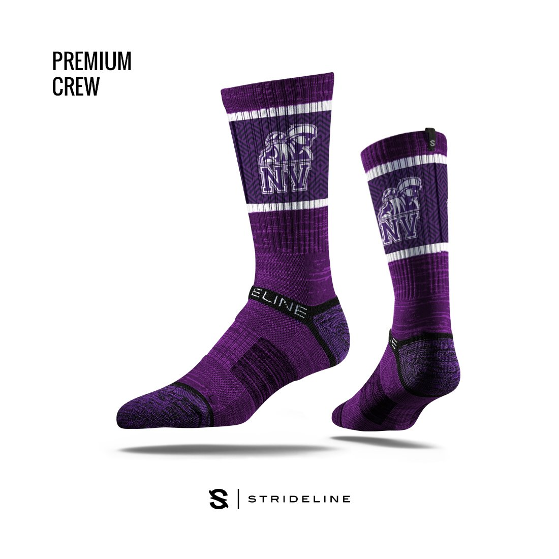 Nooksack Valley High School Apparel | Socks | Premium