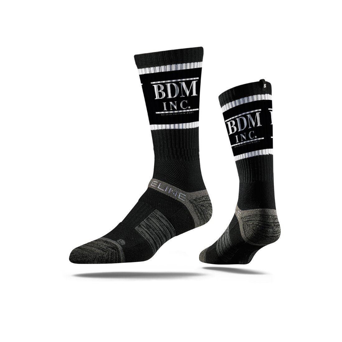 BDM INC Black/White