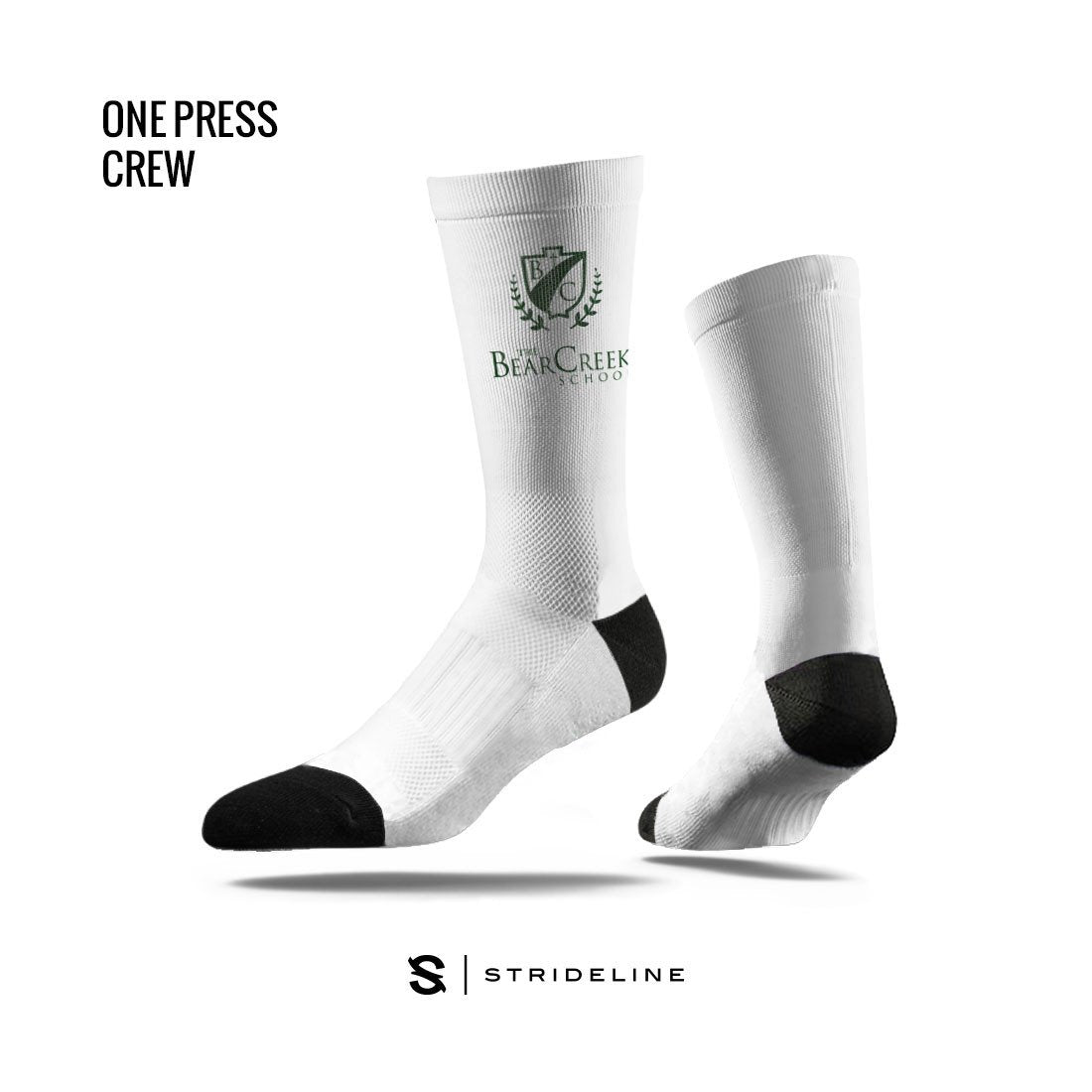 Bear Creek School Apparel | Socks | GameDay