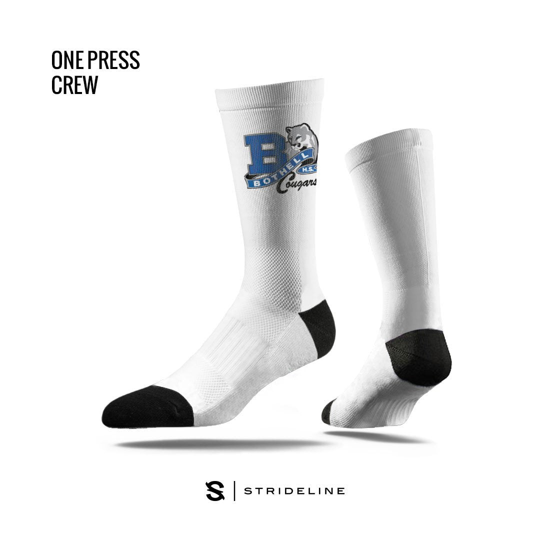Bothell High School Apparel | Socks | GameDay