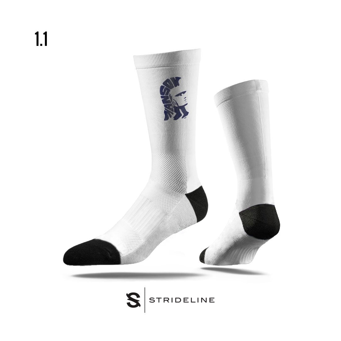 Manson Junior Senior High School Apparel | Socks | GameDay