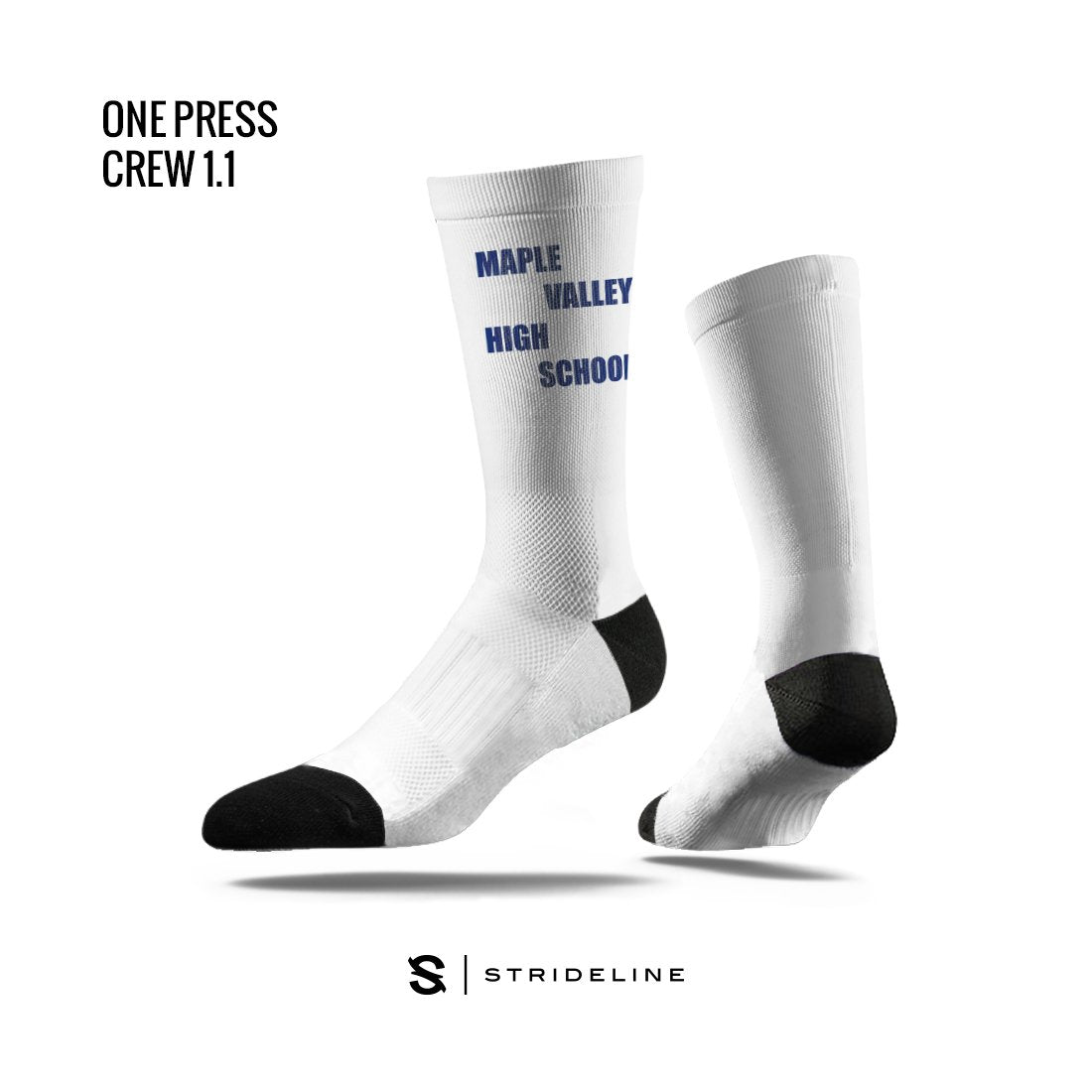 Maple Valley High School Apparel | Socks | GameDay