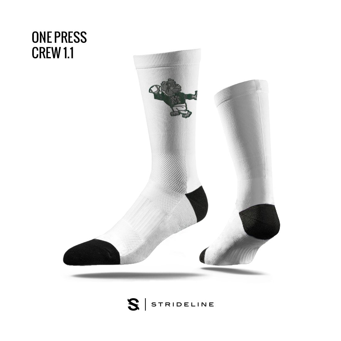 Mount Vernon High School Apparel | Socks | GameDay