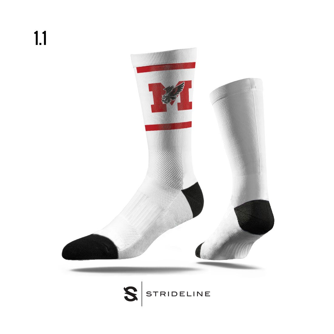 Mountlake Terrace High School Apparel | Socks | GameDay
