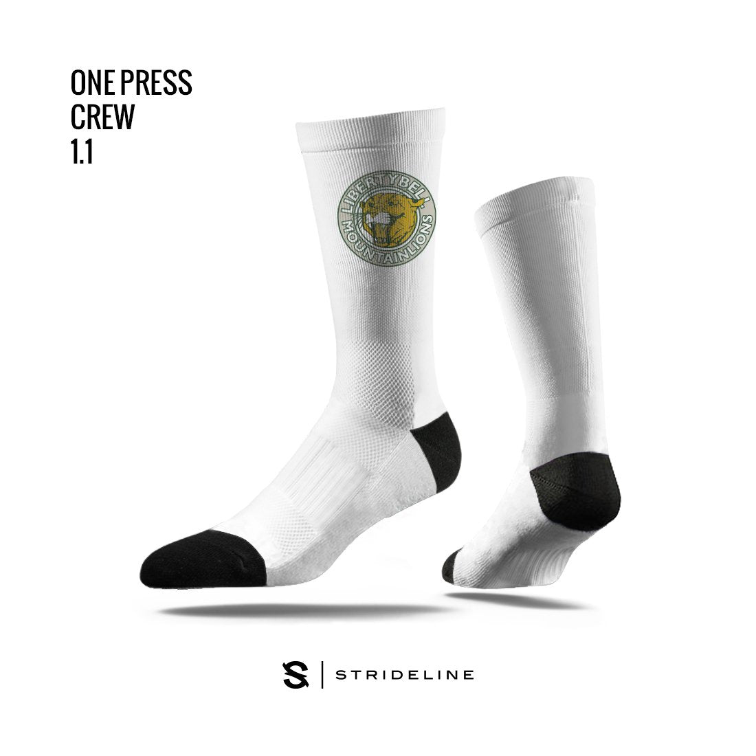Liberty Bell Junior-Senior High School Apparel | Socks | GameDay
