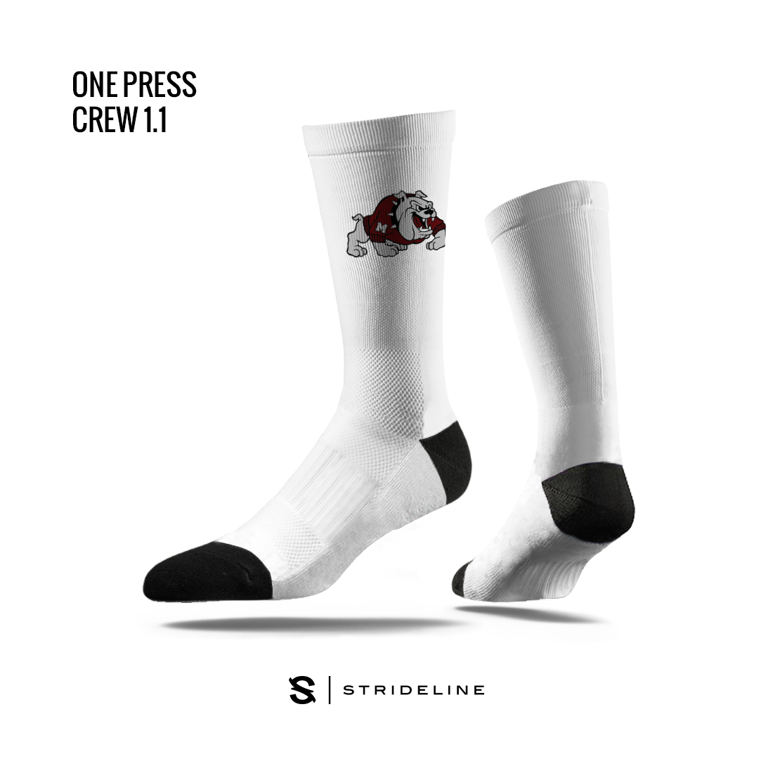 Montesano Junior-Senior High School Apparel | Socks | GameDay
