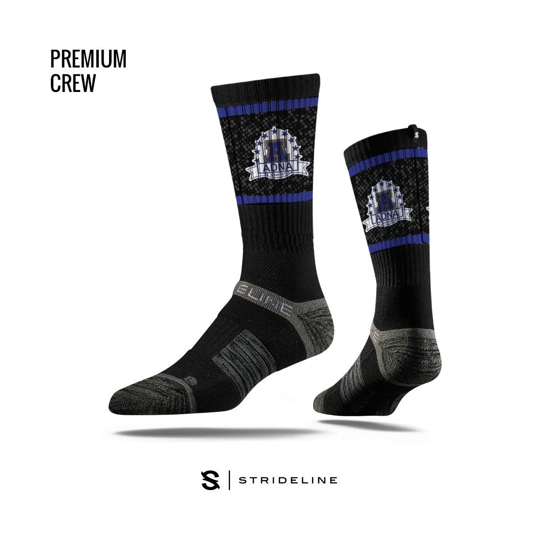 Adna High School Apparel | Socks | Premium