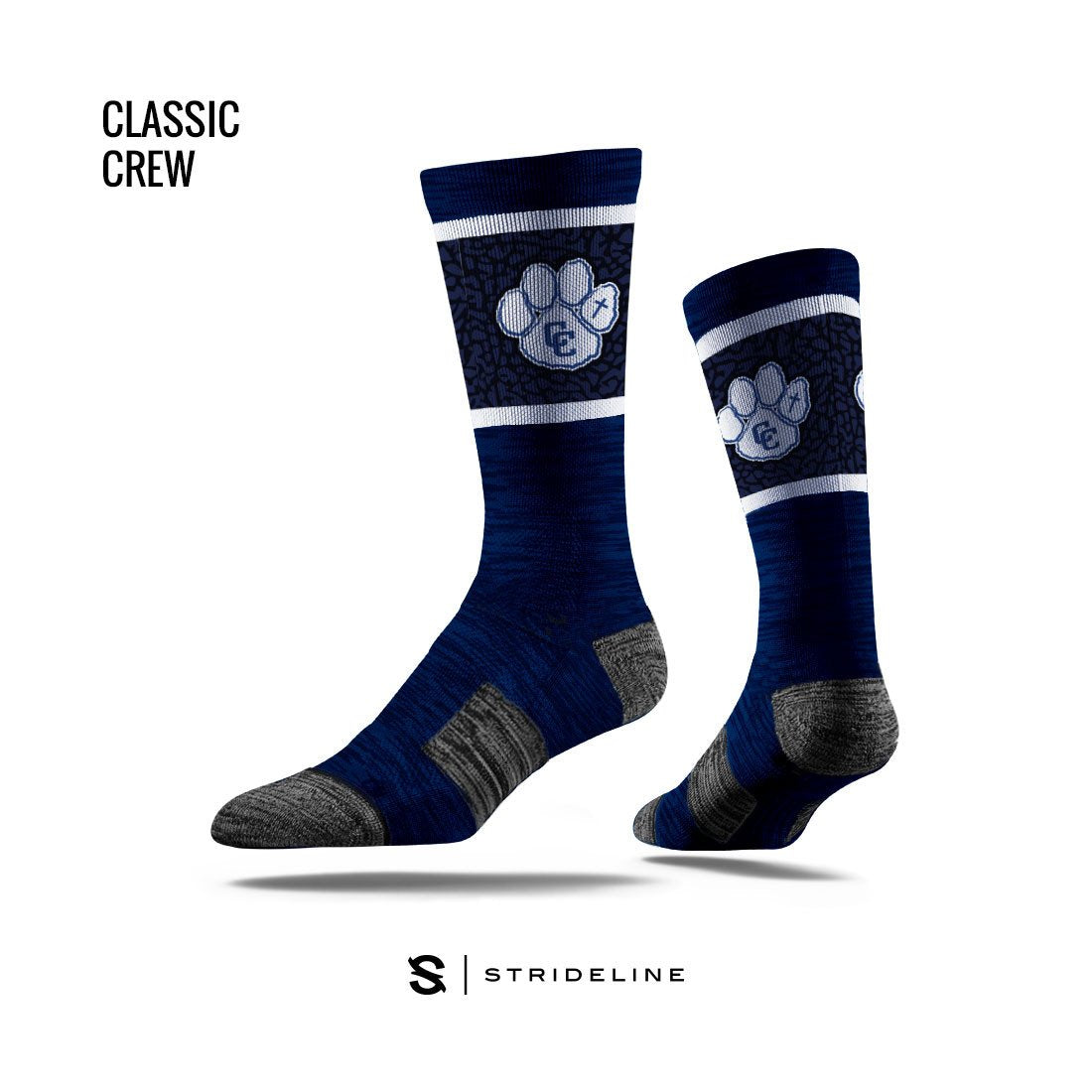 Cascade Christian Junior and Senior High School Apparel | Socks | Classic