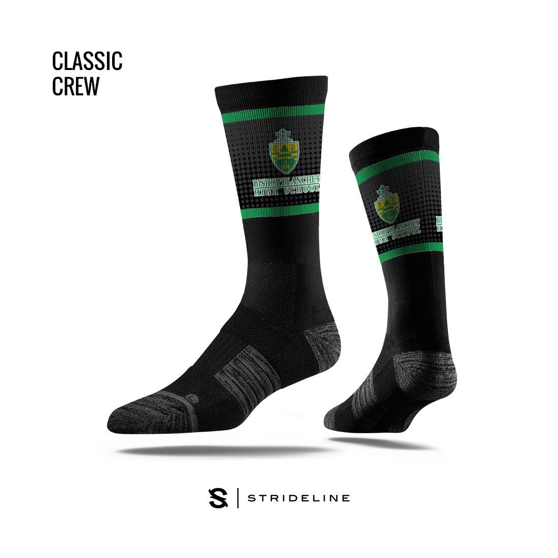 Bishop Blanchet High School Apparel | Socks | Classic