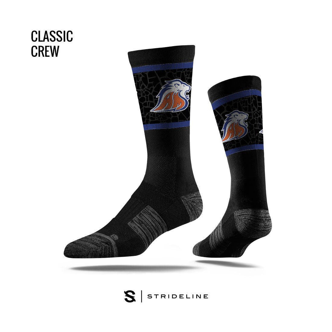 Auburn Mountainview High School Apparel | Socks | Classic