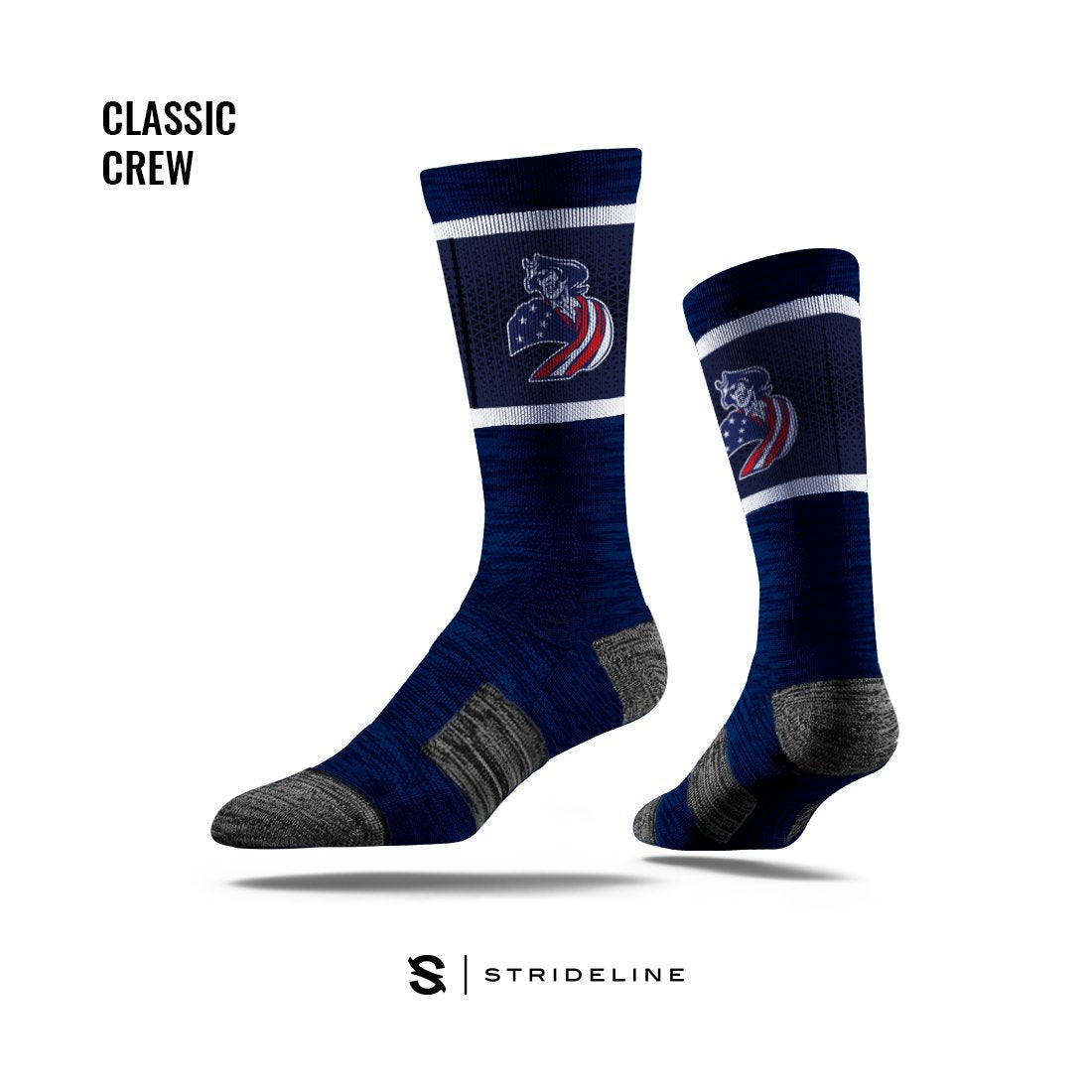 Liberty Christian School Apparel | Socks | Classic