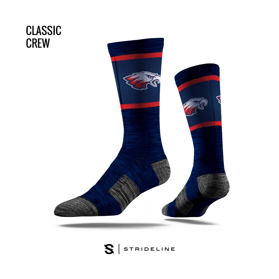 Lindbergh High School Apparel | Socks | Classic
