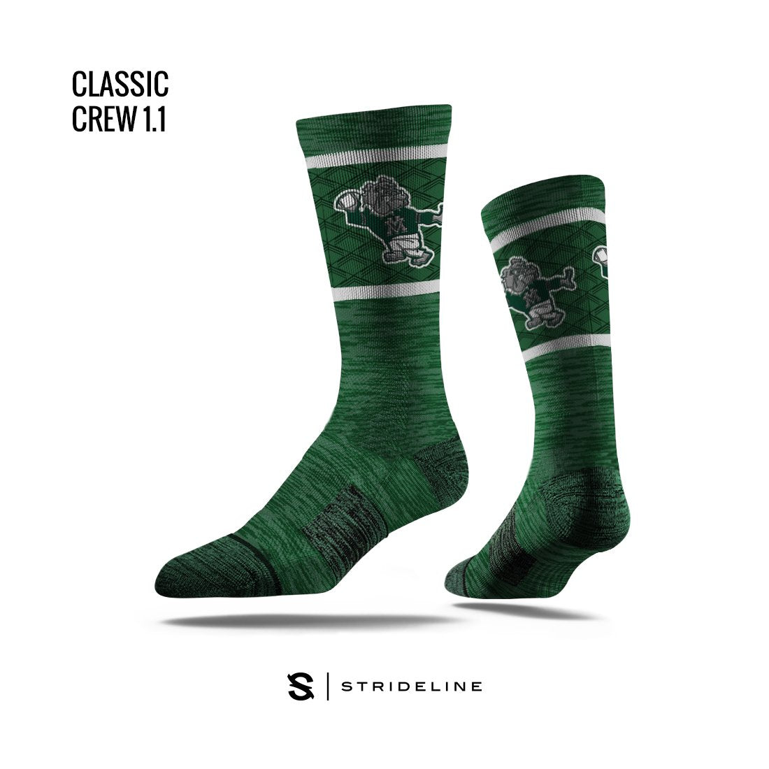 Mount Vernon High School Apparel | Socks | Classic