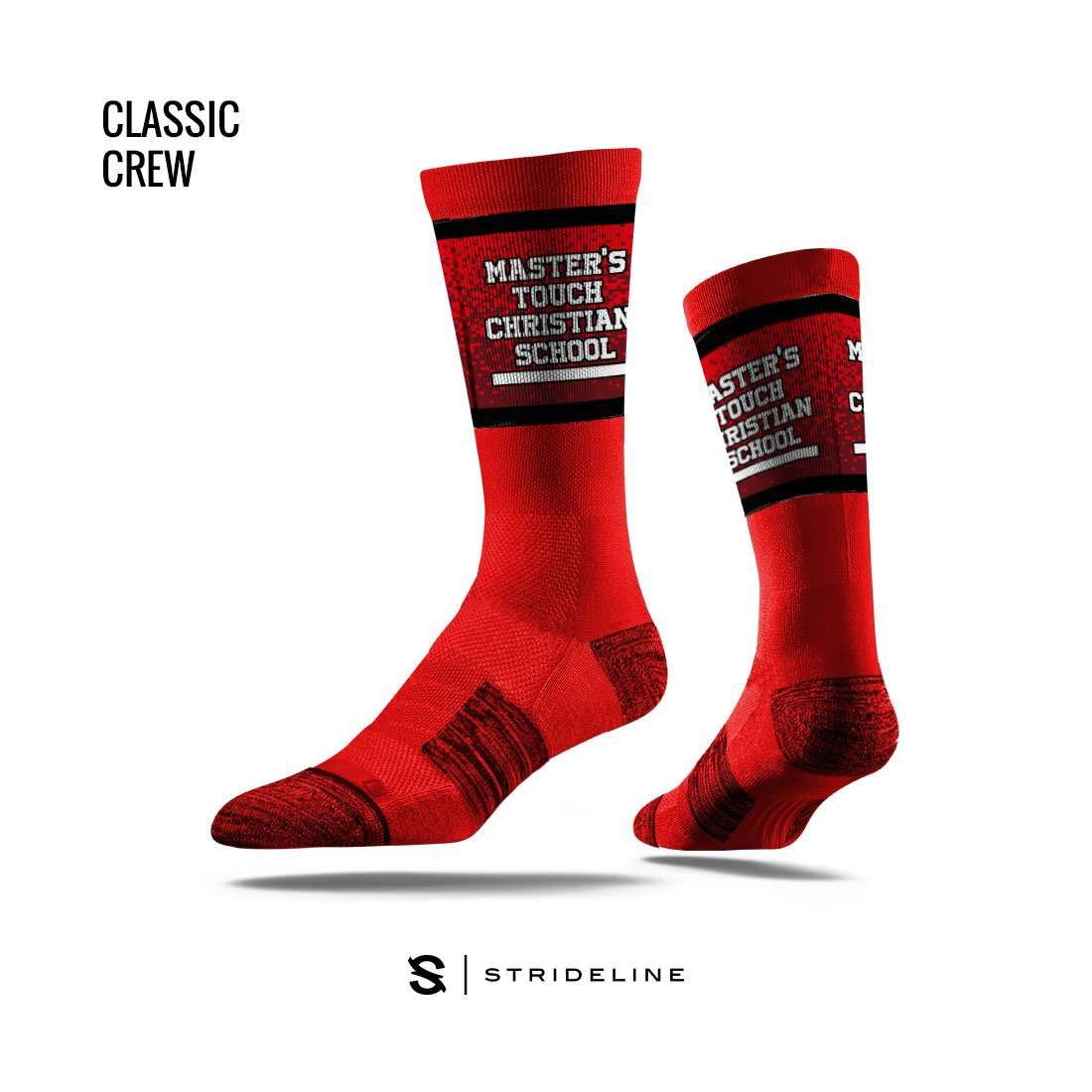 Master's Touch Christian School Apparel | Socks | Classic