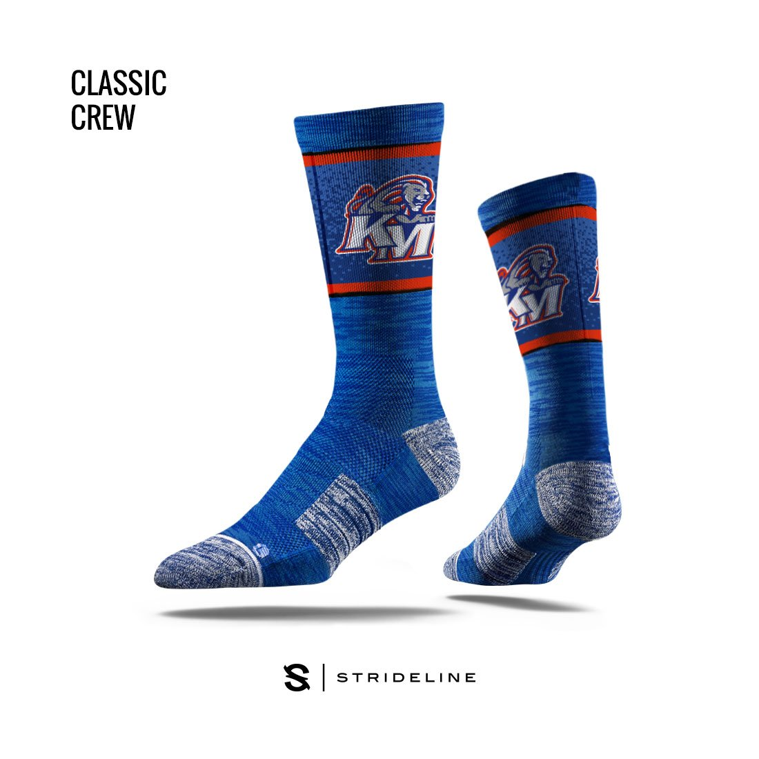 Kent-Meridian High School Apparel | Socks | Classic