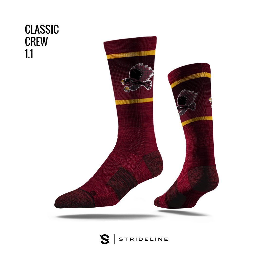 Lummi High School Apparel | Socks | Classic