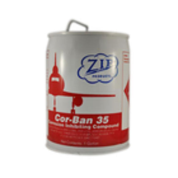 Zip Chem - Cor-Ban 35 Corrosion Preventive Compound - Gal - Pilot Resources & More