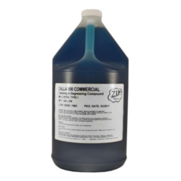 Zip Chem - Calla 800 HD Degreaser - 1 Gal - MIL-C-87936