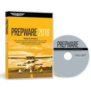 ASA - Prepware 2018 Certified Flight Instructor - Pilot Resources & More