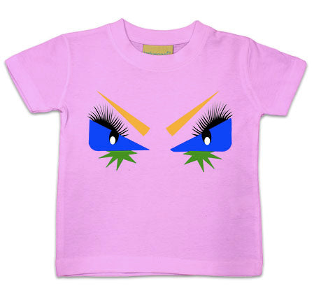 PUZI KIDS: PINK EYES