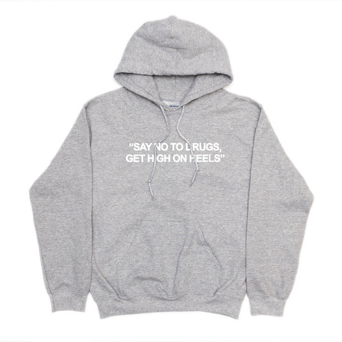 HIGH ON HEELS HOODIE