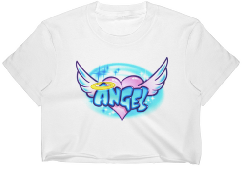 ANGEL CROP TOP