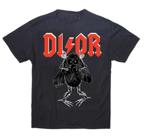 DIOR RED FLY TEE