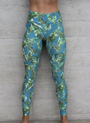 Sea Breeze High Waisted Legging