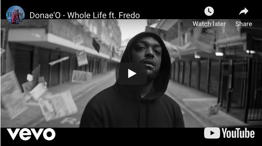 Donae'O ft Fredo - Whole Life