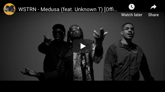 WSTRN ft. Unknown T - Medusa