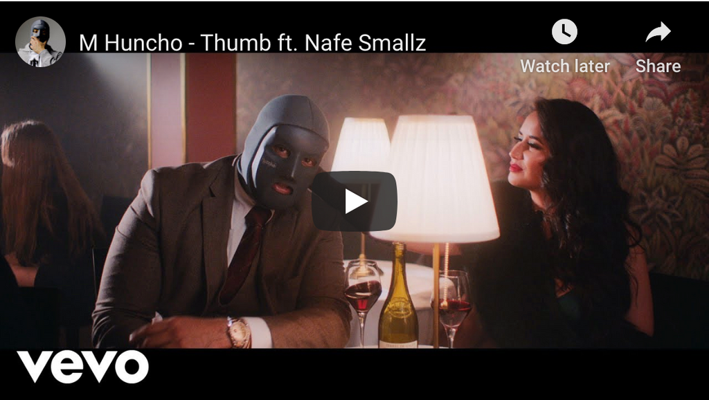 M Huncho ft. Nafe Smallz - Thumb