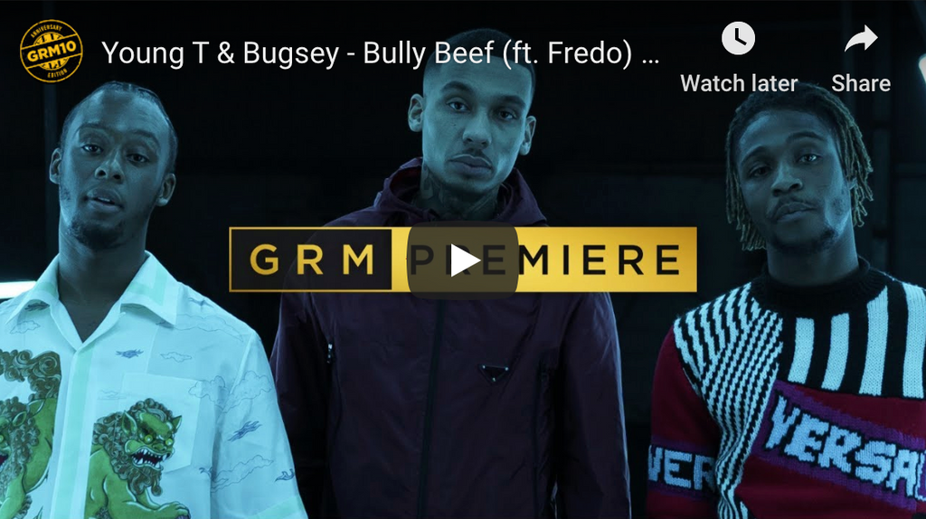 Young T & Bugsey ft. Fredo - Bully Beef