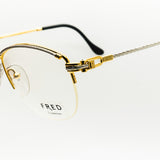 Fred Vintage Sunglasses - THE VINTAGE TRAP