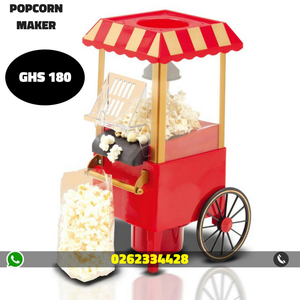 Home Electric Popcorn Maker