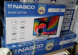Nasco 32 inch HD LED Satellite Television 32C1NA