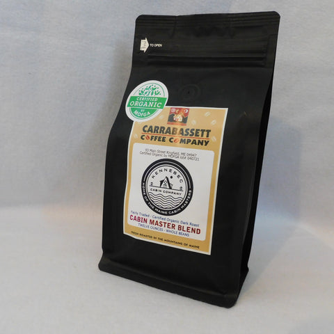Coffee from Carrabassett Coffee Company