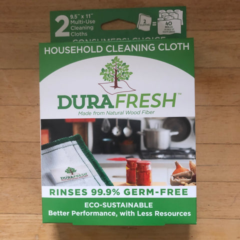 Household Cleaning Cloth by DuraFresh